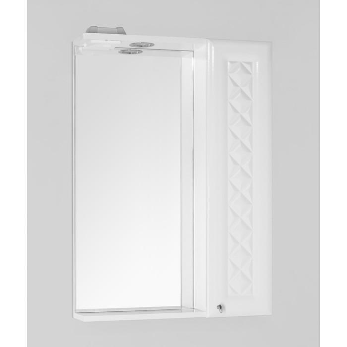 Зеркало-шкаф Канна 60/С, Люкс