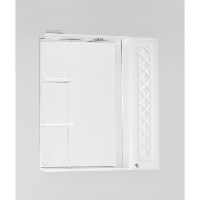 Зеркало-шкаф Канна 75/С, Люкс