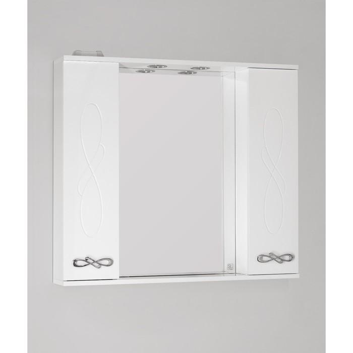 Зеркало-шкаф Венеция 90/С