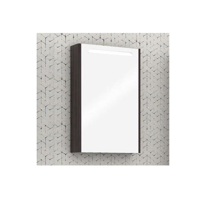 Зеркало-шкаф «Сильва 50», цвет дуб макиато