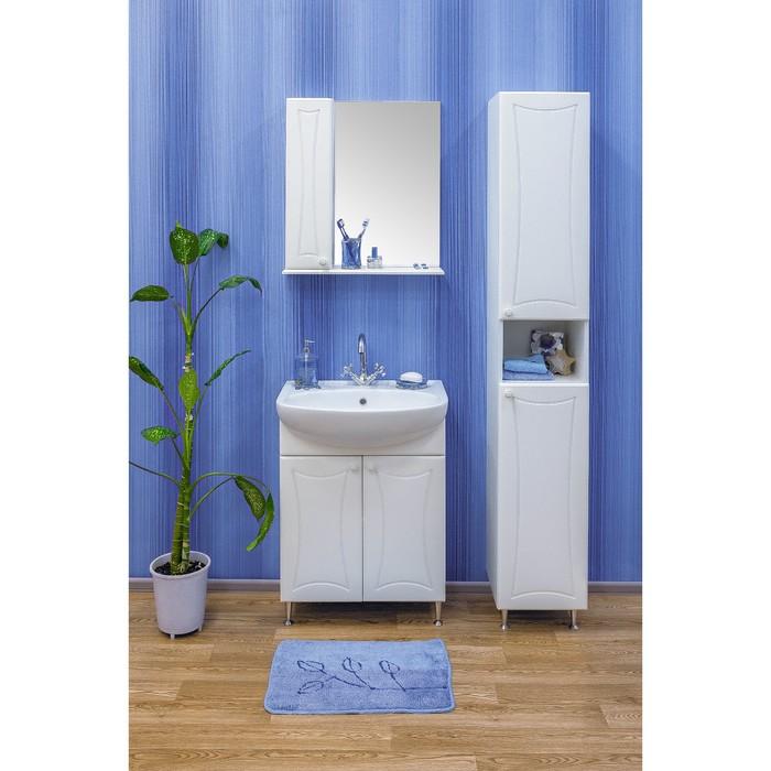 Шкаф-зеркало Карина 60, правый