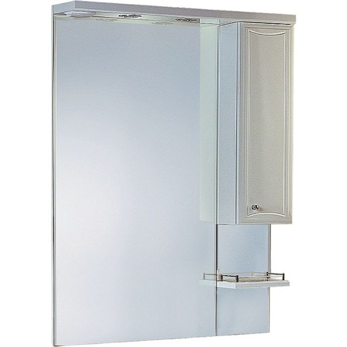 Зеркало-шкаф Aqwella Barcelona-lux с подсветкой Ba.02.07