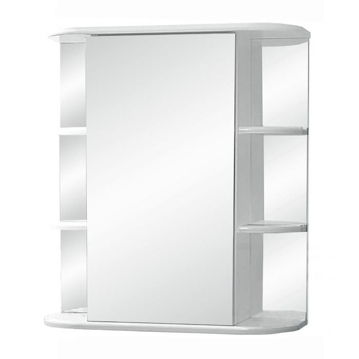 """Зеркало-шкаф  """"Герда"""" 550 фацет правое"""