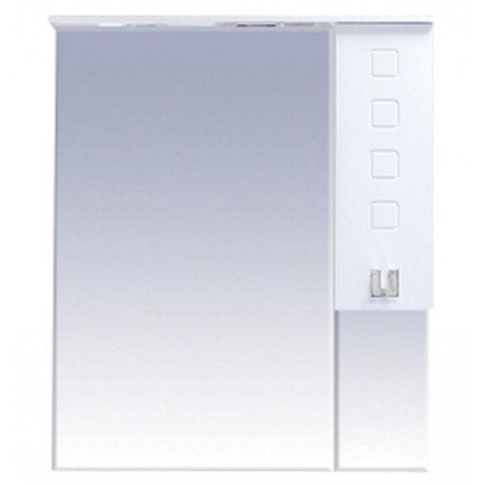 """Шкаф-зеркало Misty """"Эллада 90"""", правый, с подсветкой"""