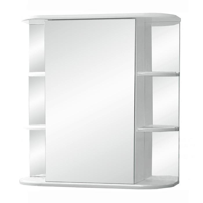 "Зеркало-шкаф  ""Герда"" 60  фацет левое"