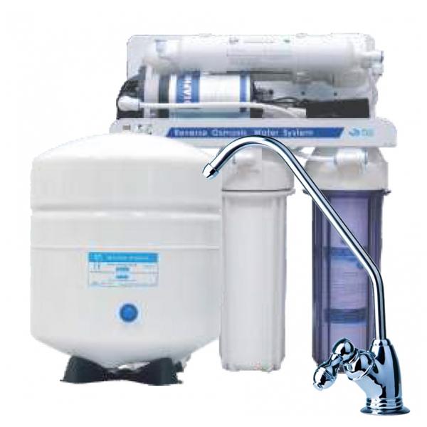 Фильтры для питьевой воды Hubert (RO-50B-DR) с насосом
