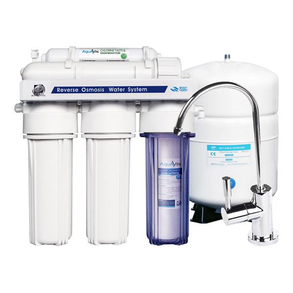 Фильтр для питьевой воды Hubert RO-50B-FE-105 без насоса