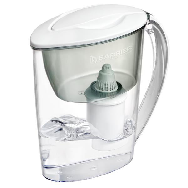 Фильтр-кувшин для воды Барьер Экстра малахит