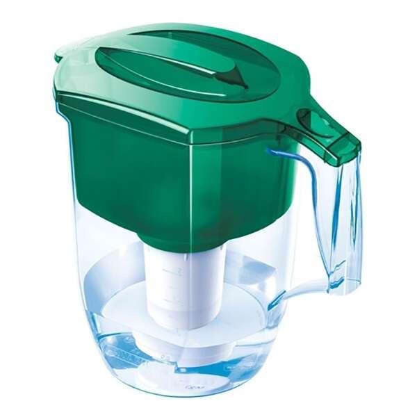 Фильтр для воды АКВАФОР Кувшин Гарри (зеленый)