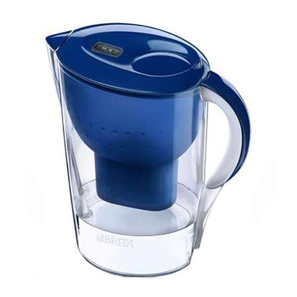 Водоочиститель Brita (голубой) Aluna XL
