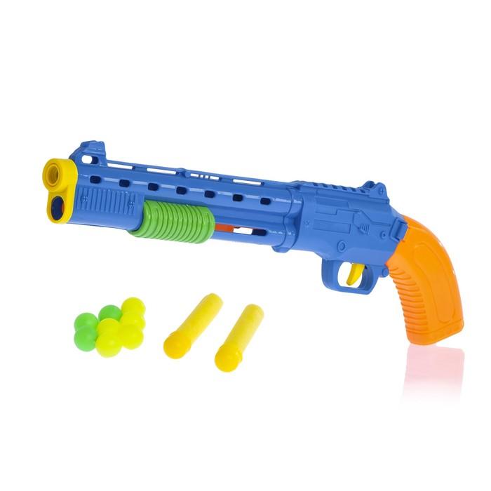 Ружьё «Стрелок», стреляет шариками, МИКС