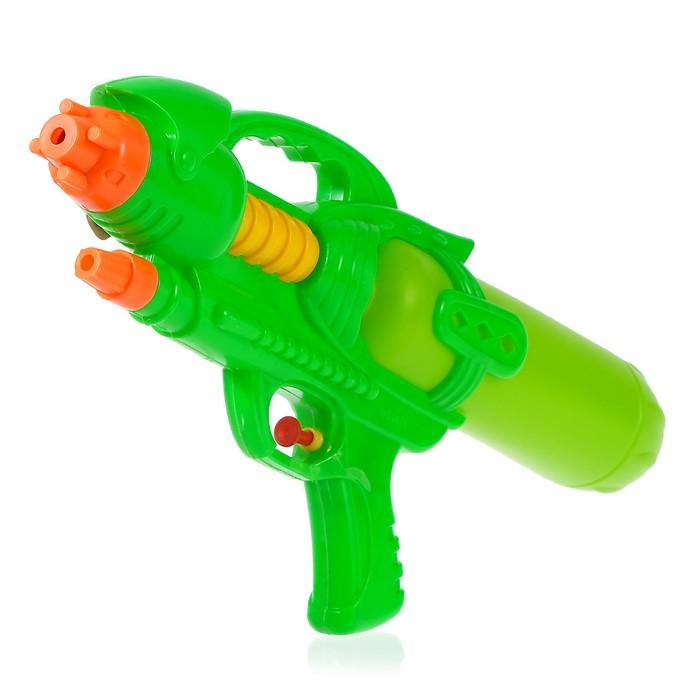 Водный пистолет «Рептилия», 41 см, цвета МИКС