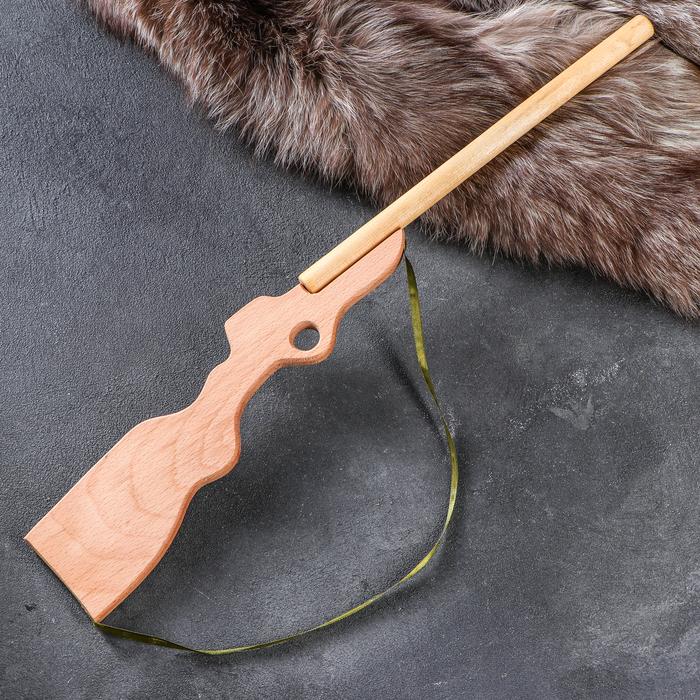 """Сувенир деревянный """"Ружьё охотничье"""", 60 см, массив бука"""