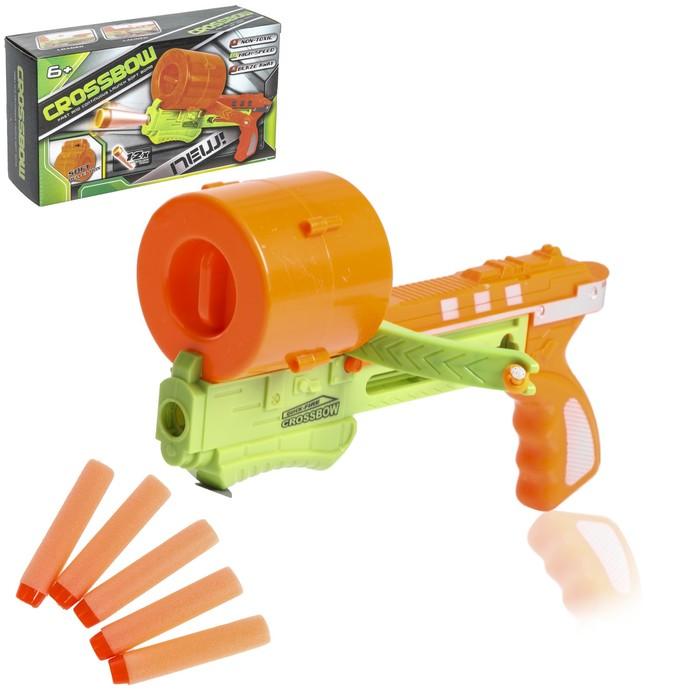 Ружье-арбалет «Кросс», стреляет мягкими пулями