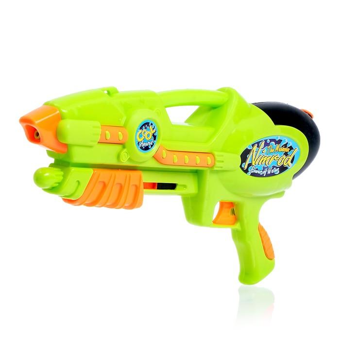 Водный пистолет «Рептилия», стреляет после перезарядки