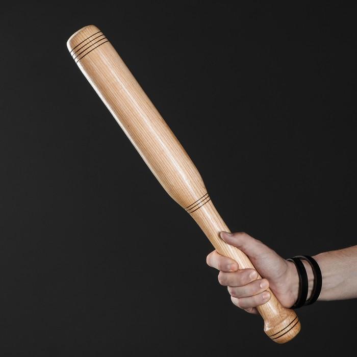 Бита деревянная, 50 см