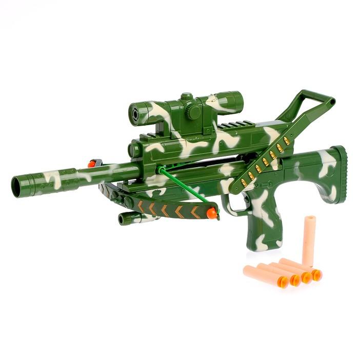 Ружье-арбалет «Меткий стрелок», стреляет мягкими пулями