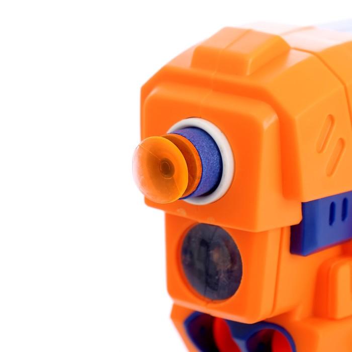 Пистолет «Звёздный мститель», стреляет мягкими пулями