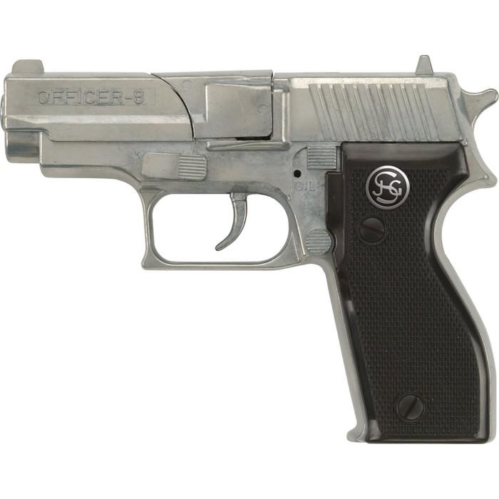 Пистолет «Officer 8», 8-зарядный, 15,5 см