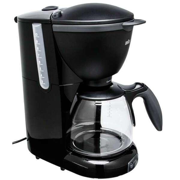 Кофеварка Braun KF560/1 BK