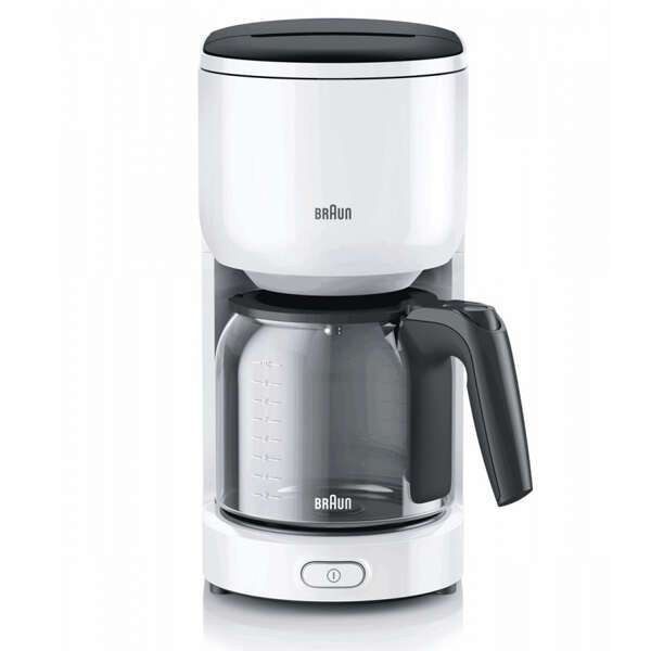 Капельная кофеварка Braun KF3100WH