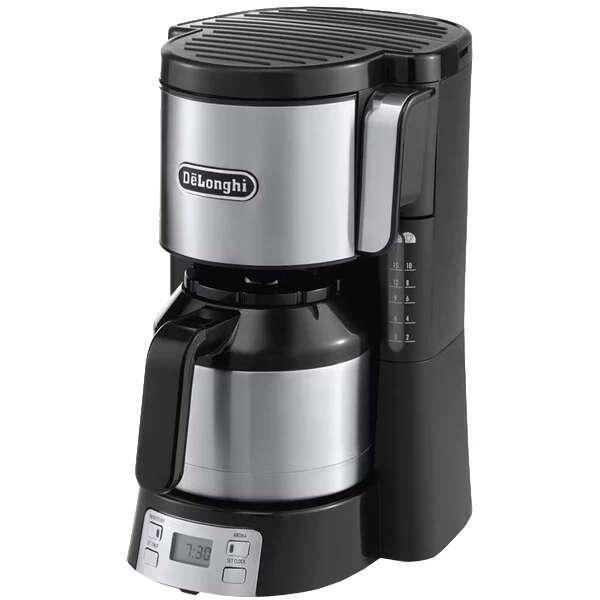 Капельная кофеварка  DeLonghi ICM15750