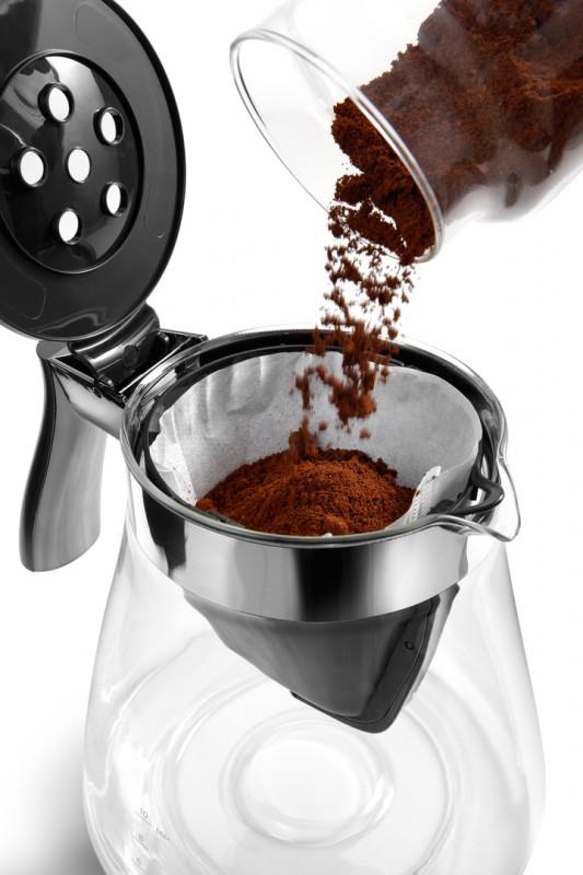 Капельная кофеварка Delonghi DL ICM17210