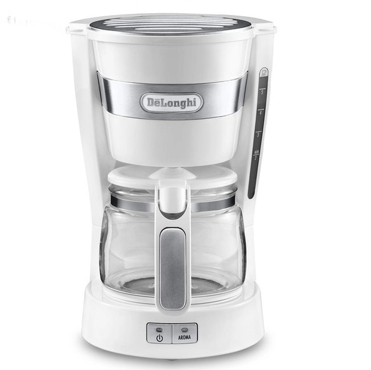 Капельная кофеварка Delonghi ICM14011.W
