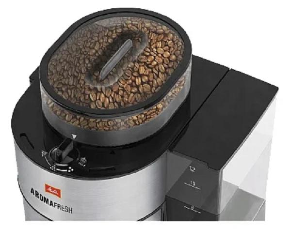 Кофеварка капельная Melitta Aroma Fresh 1021-12 RWT EU Black