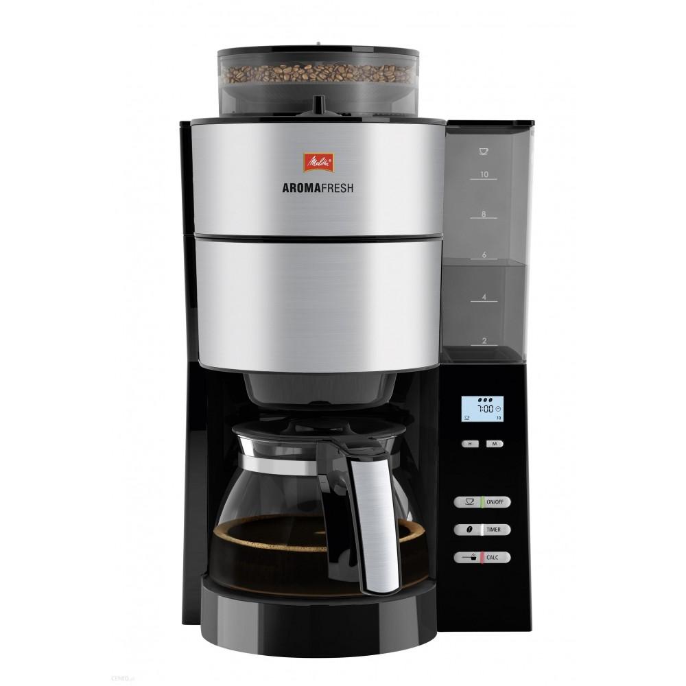 Кофеварка капельная Melitta Aroma Fresh 1021-01 EU Black