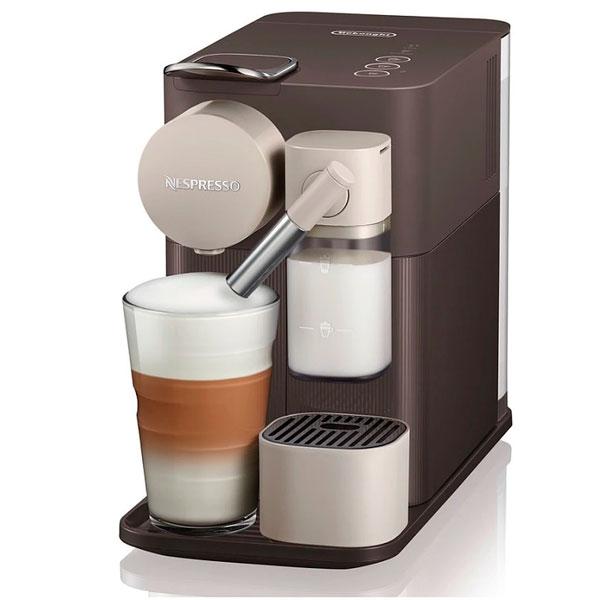 Кофеварка капсульная Delonghi EN 500 BW