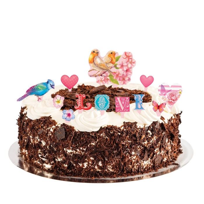 Набор для украшения торта «Для тебя»