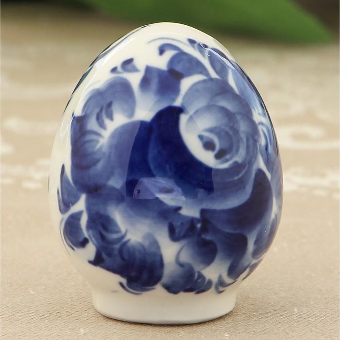 Сувенир «Яйцо пасхальное», гжель