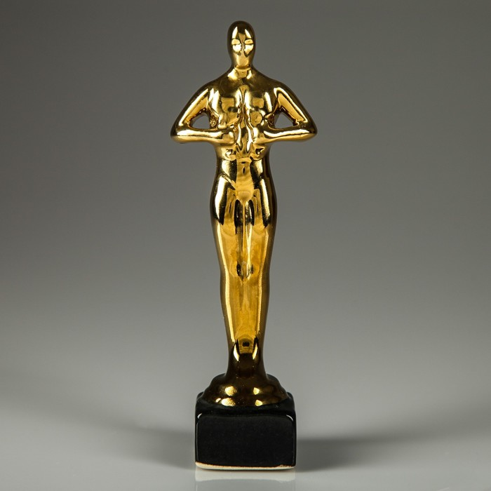"Статуэтка ""Оскар"" 16 см"