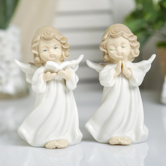 Сувенир «Ангел в белом платье», МИКС
