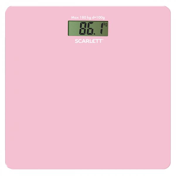 Напольные весы электронные Scarlett SC - BS33E041