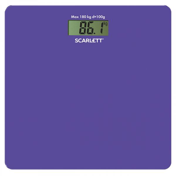 Напольные весы электронные Scarlett SC - BS33E042