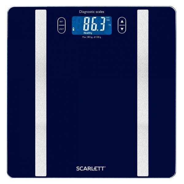 Напольные весы диагностические Scarlett SC-BS33ED82