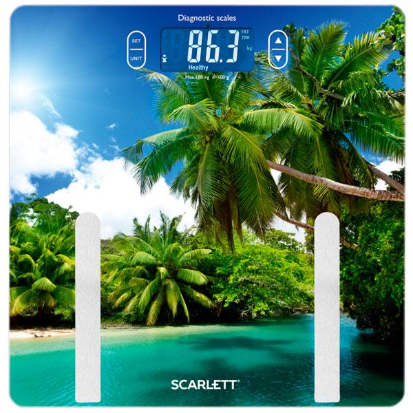 Напольные весы Scarlett SC-BS33ED12