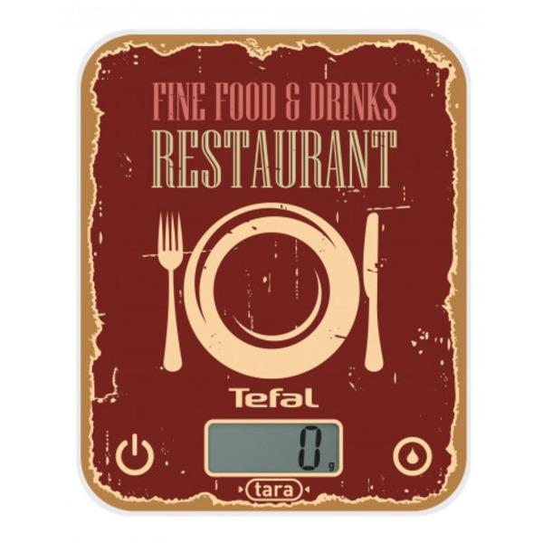 Кухонные весы Tefal VINTAGE Restaurant BC5104V1