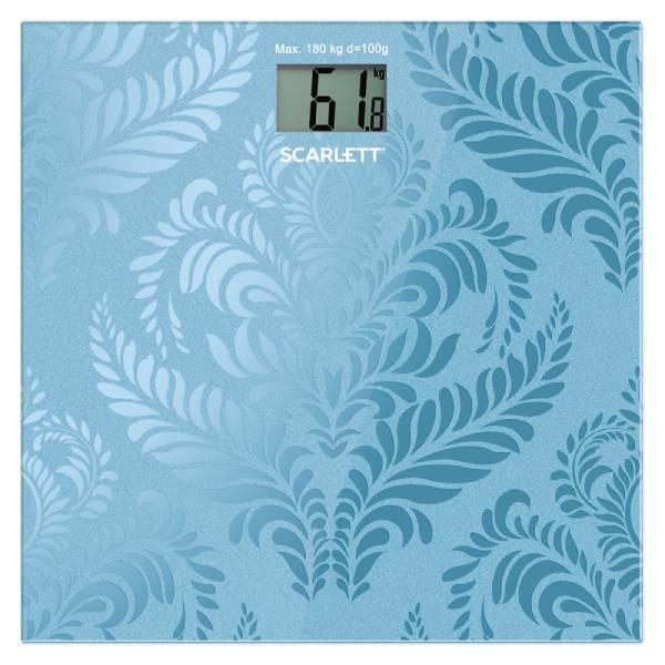 Напольные весы Scarlett SC-BS33E044