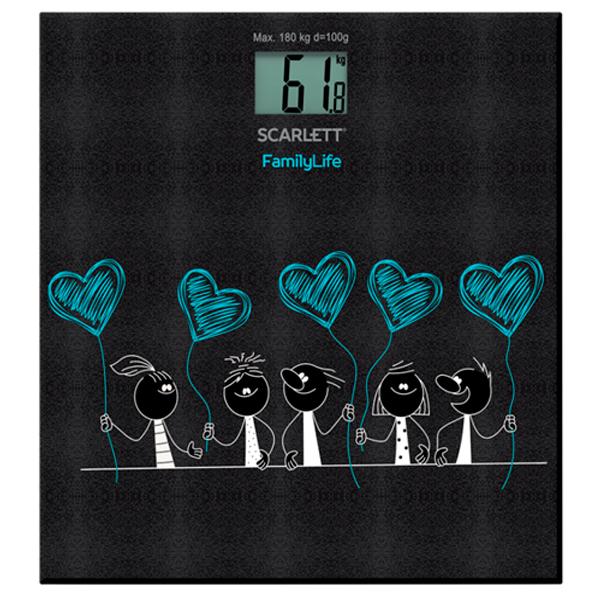 Напольные весы Scarlett SC-BS33E019