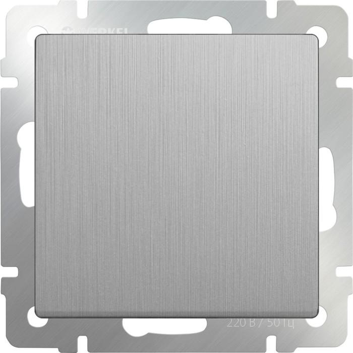 Заглушка  WL06-70-11, цвет серебряный
