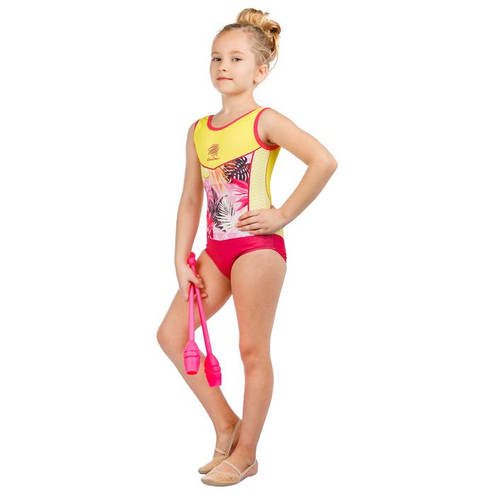 Купальник для спортивной гимнастики Tropiki, размер 36