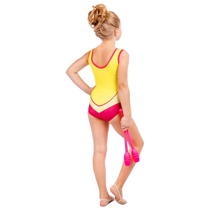 Купальник для спортивной гимнастики Tropiki, размер 42