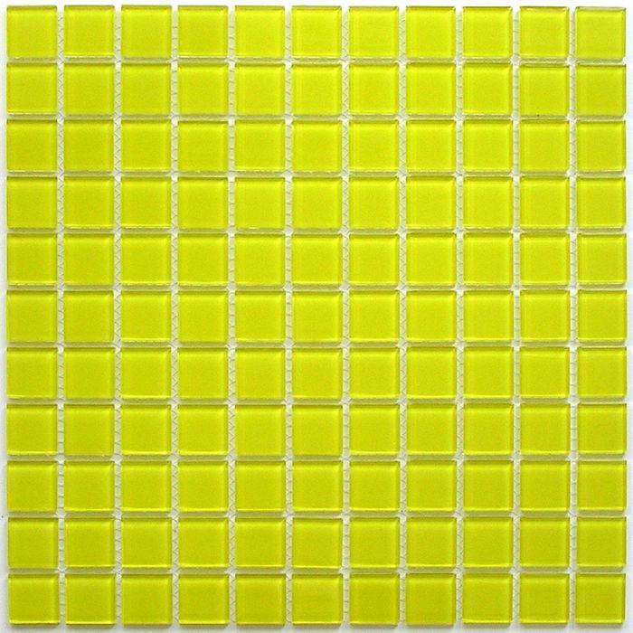 Мозаика стеклянная Bonaparte, Sun glass 300х300х4 мм