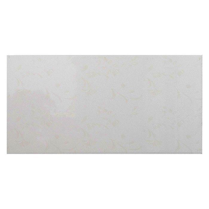 Плитка настенная Белая 300х600 мм (упаковка1,44 м2)