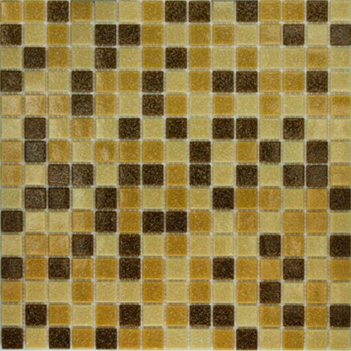Mозаика стеклянная Elada Mosaic MDA545, песочная, 327х327х4 мм