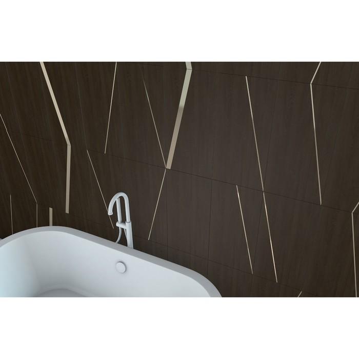 """Декор """"Арчи"""", коричневый 10-05-15-1095-3 500х250"""