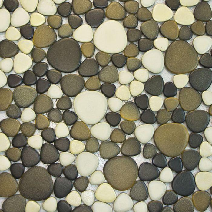 Мозаика керамическая Elada Mosaic SH- JP56-1, песочная, 300х300х6 мм